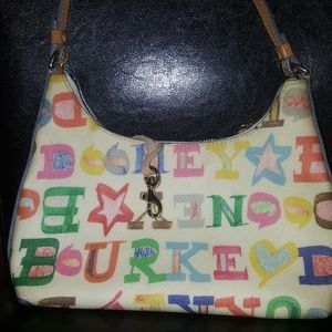 Handbags - Rooney and Bourke purse multi colored